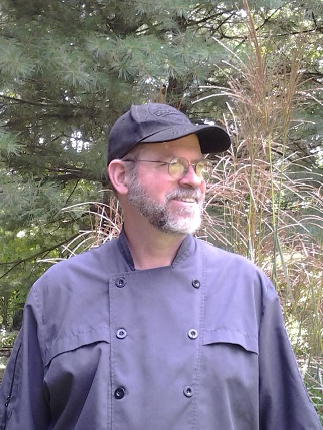 Owner & Chef, John Moss